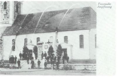 Eröffnung der Ortswasserleitung am 10. Juli 1927