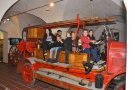 Feuerwehrjugend und lange Nacht der Museen